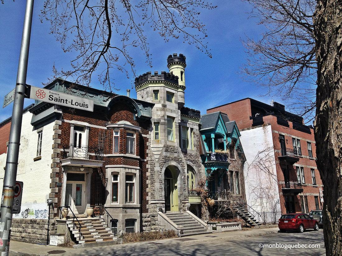 Nos coups de coeur au Québec 3 sites préférés à Montréal Square Saint Louis