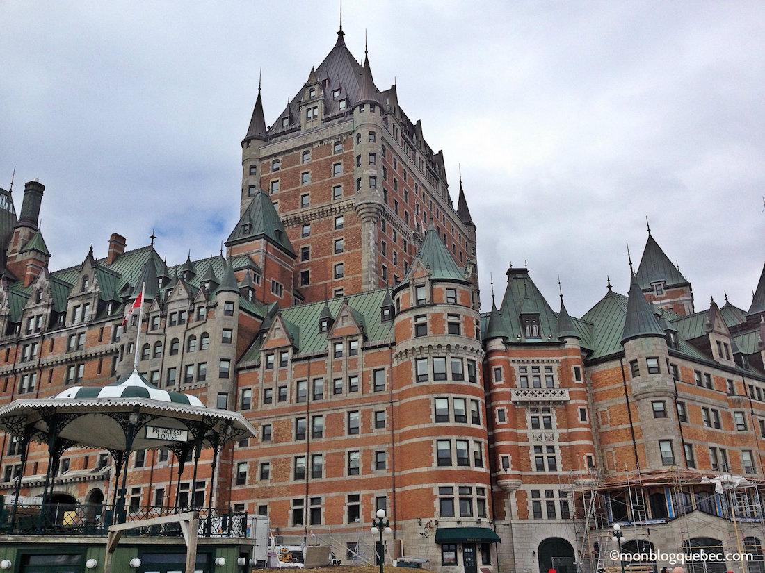 Découvrir le Canada et le Québec avec notre Road Book dans la ville Québec