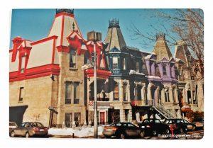 5 allers simples pour Montréal Voyage découverte Square St Louis monblogquebec