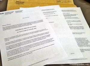 Immigrer au Québec Nos démarches monblogquebec
