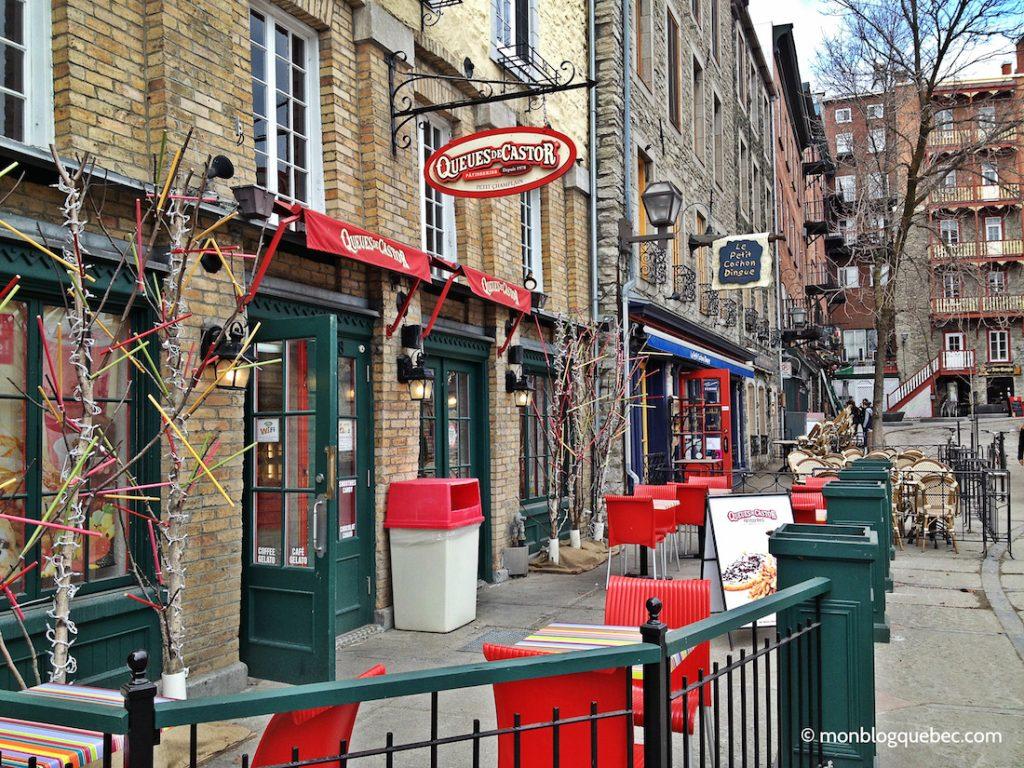 Découvrir Road Book à Québec Vieux Québec monblogquebec