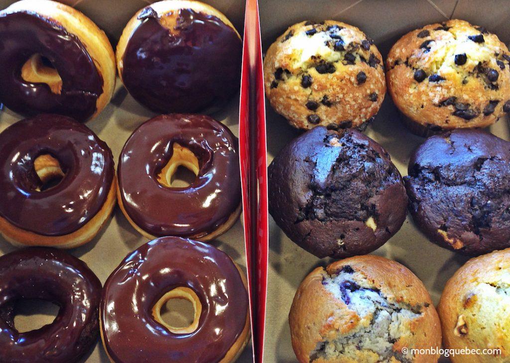 Découvrir Road Book Montréal Donut Beignet monblogquebec