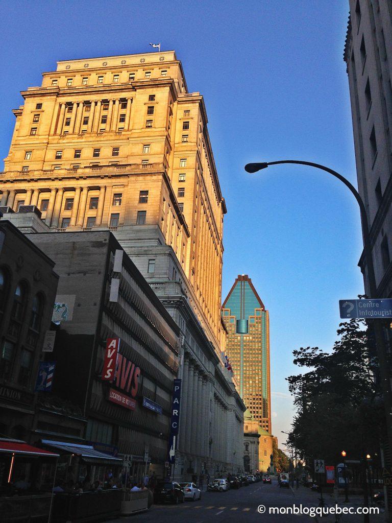 Découvrir Road Book Montreal Rue Sainte Catherine monblogquebec