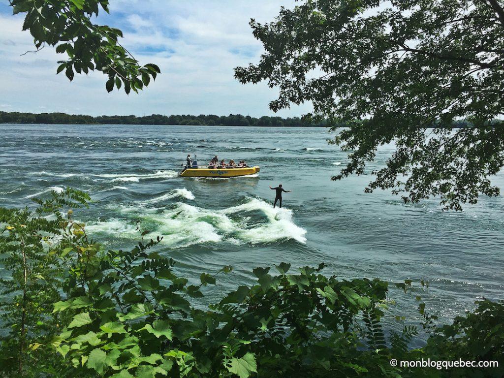Nos coups de coeur Activités insolites à Montréal Surfer monblogquebec