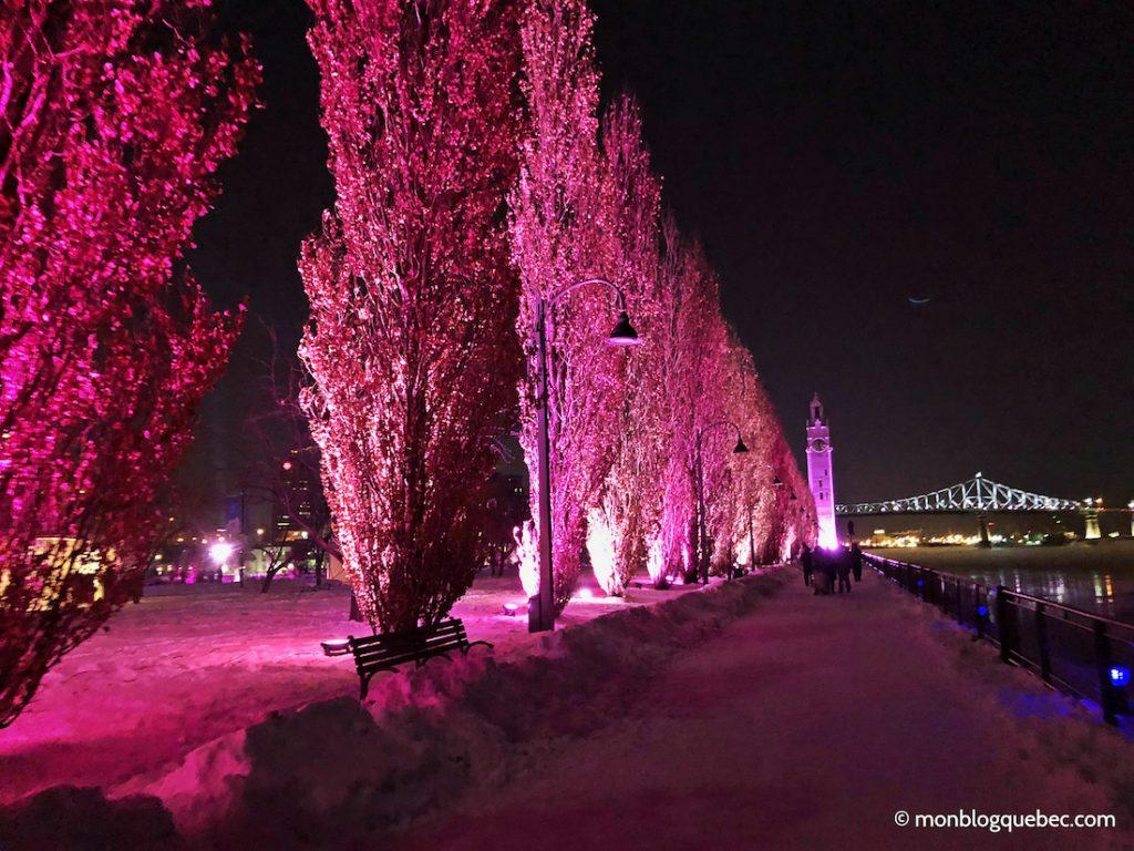 Nos coups de coeur Temps des fêtes à Montréal monblogquebec