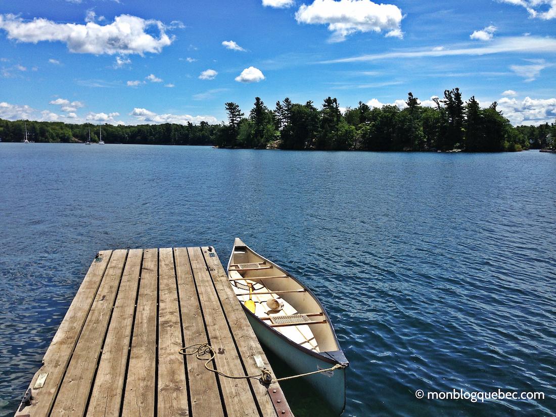 Découvrir Camping nature au Canada monblogquebec