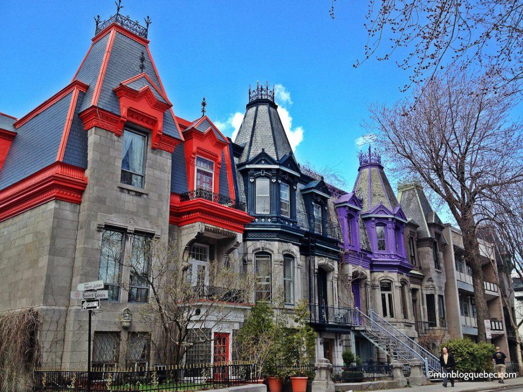 Immigrer au Québec Notre projet 5 allers simples pour Montréal Monblogquebec