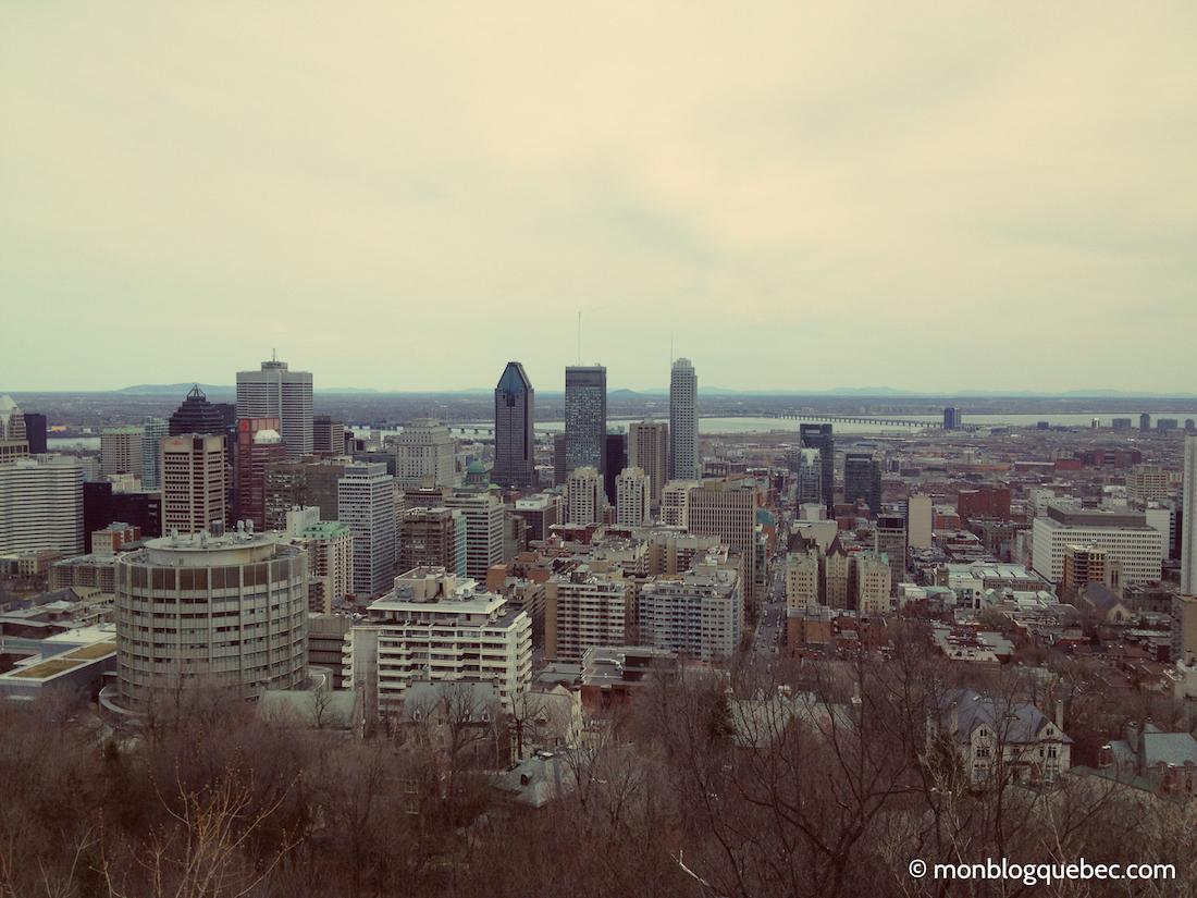 Découvrir Road Book Montréal Vue Parc Montroyal