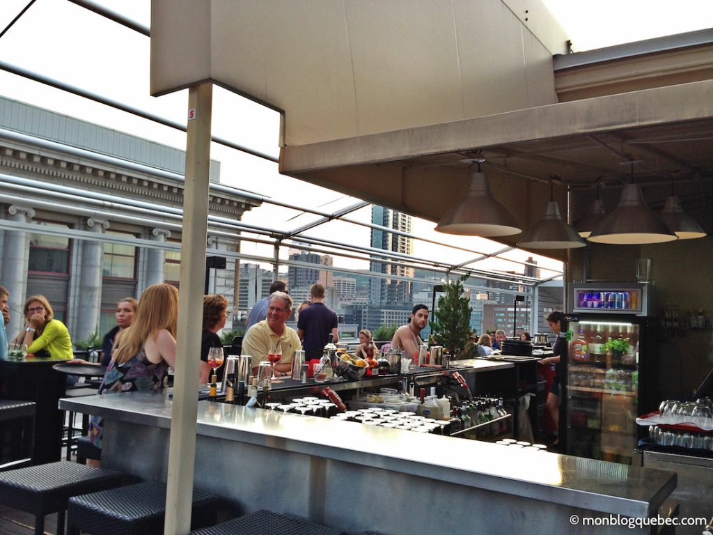 Nos coups de coeur Top 5 des terrasses avec vue a Montréal monblogquebec