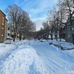 Affronter l'hiver au Québec