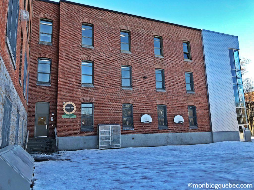 L'école au Québec les récréations
