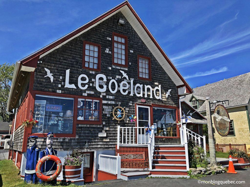 Découvrir Voyage en Gaspésie monblogquebec