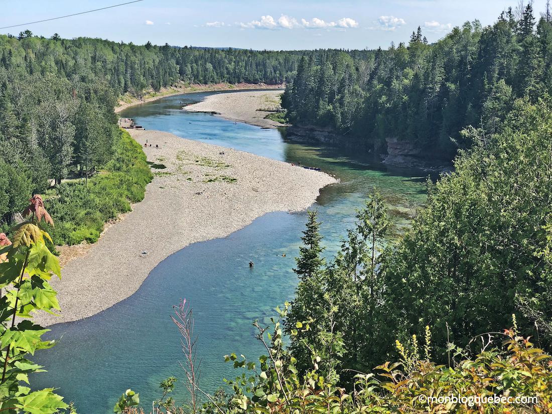 5 raisons de s'installer au Québec la beauté de la nature