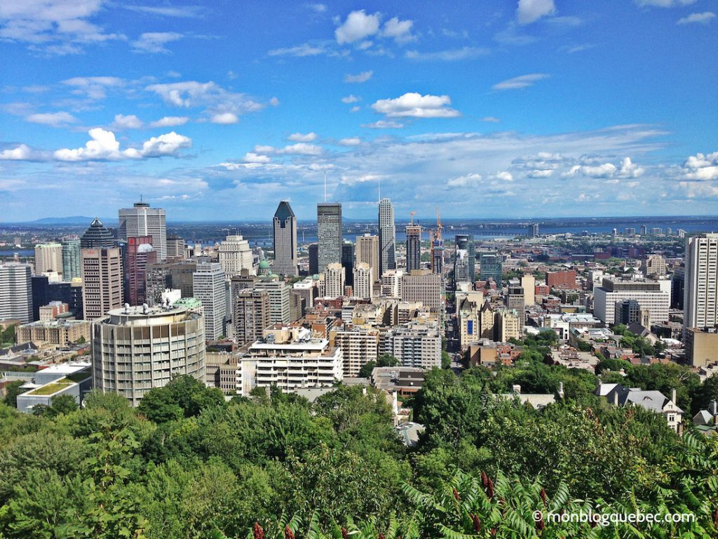 Vivre à Montréal monblogquebec