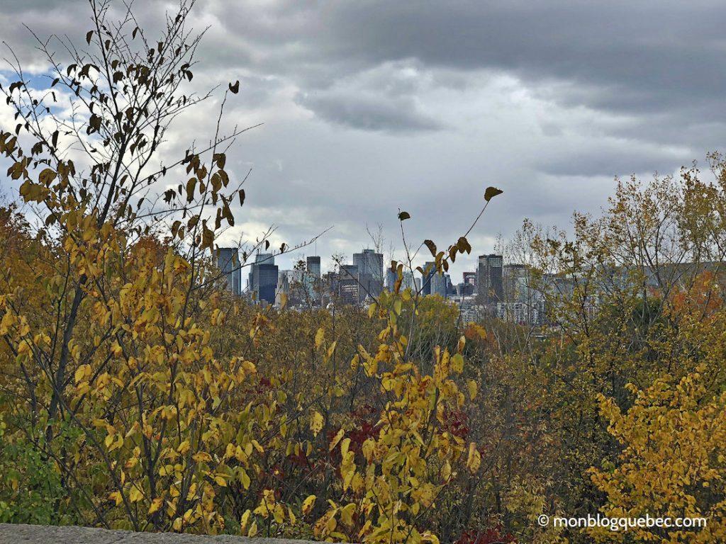 Vivre au Québec l'automne à Montréal monblogquebec