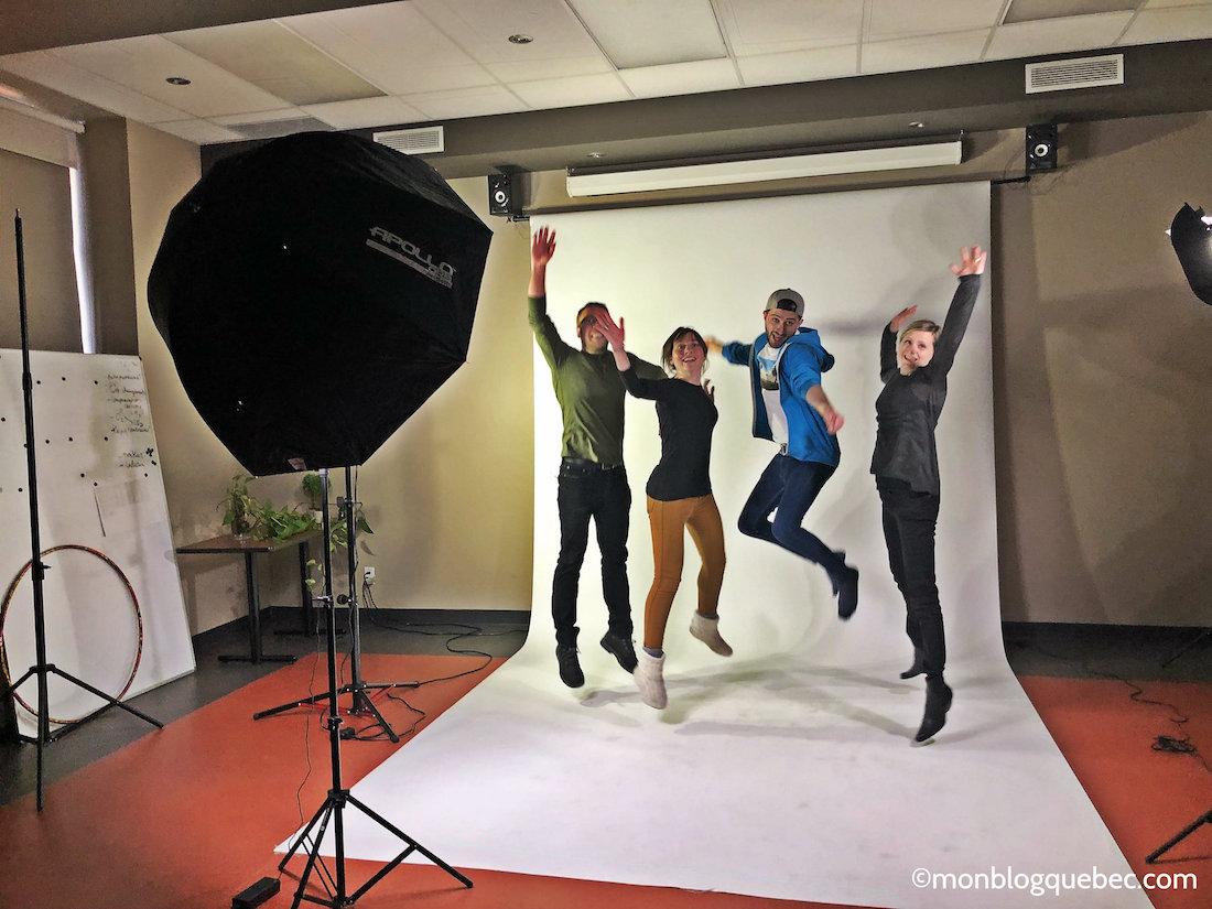 5 raisons de s'installer au Québec la bienveillance des collègues de travail