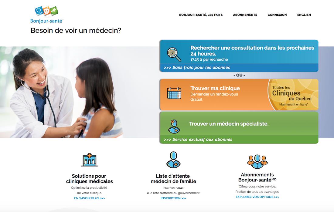 Système de santé au Quebec Monblogquebec