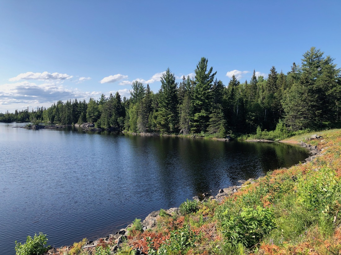 Voyage au Saguenay Lac Saint-Jean Véloroute
