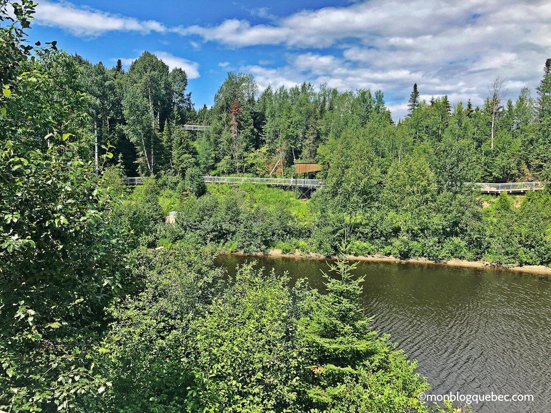 Voyage au Saguenay Lac Saint-Jean Zoo sauvage
