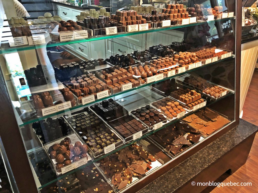 Ile d'Orléans Chocolaterie