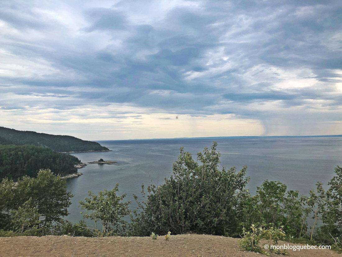 Voyage au Saguenay Lac Saint-Jean Dunes de Tadoussac