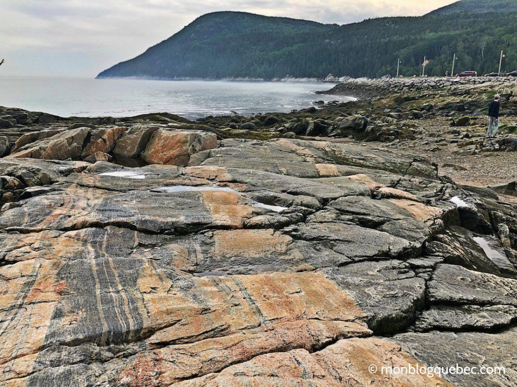 Voyage au Saguenay Lac Saint-Jean Port-au-Persil