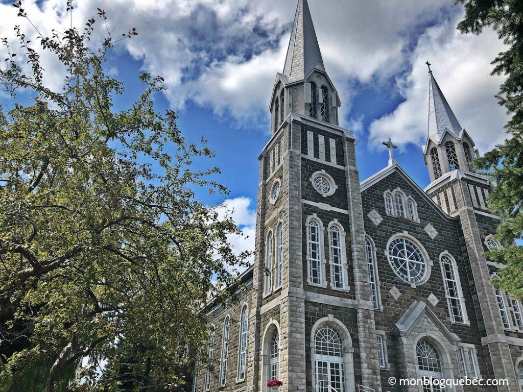 Baie Saint-Paul Eglise