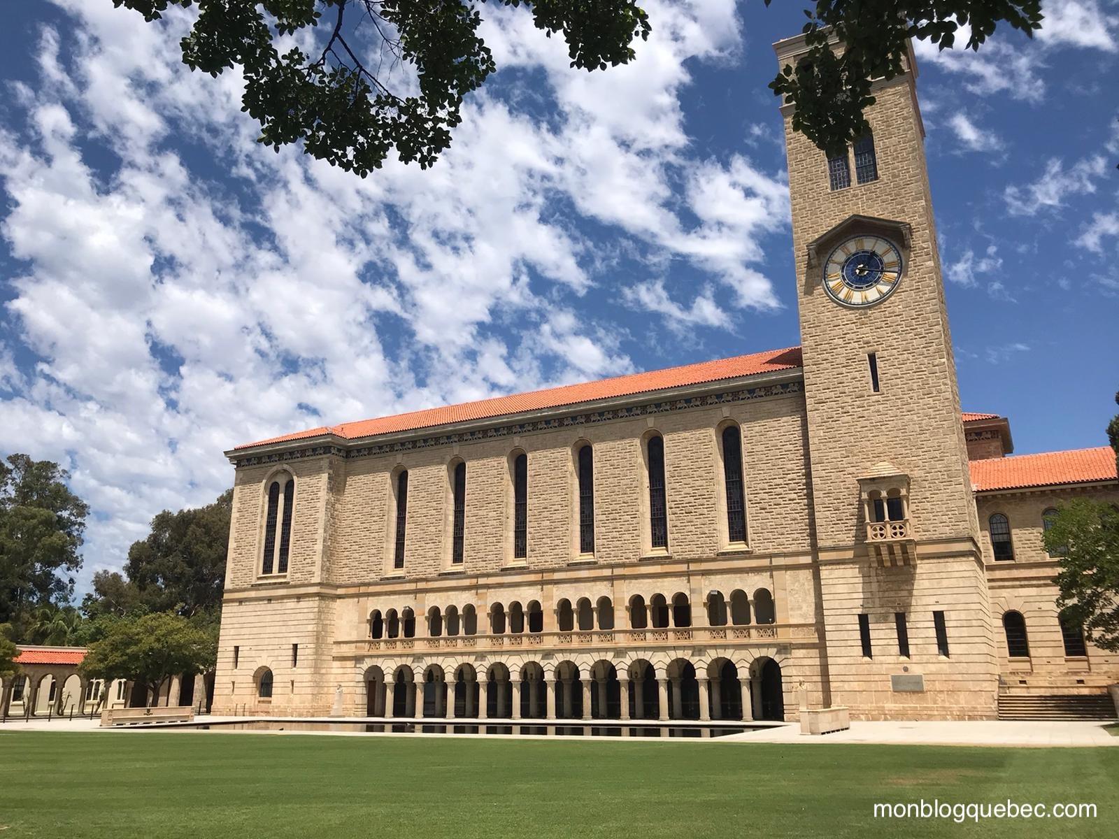 Covid19 échange universitaire en Australie