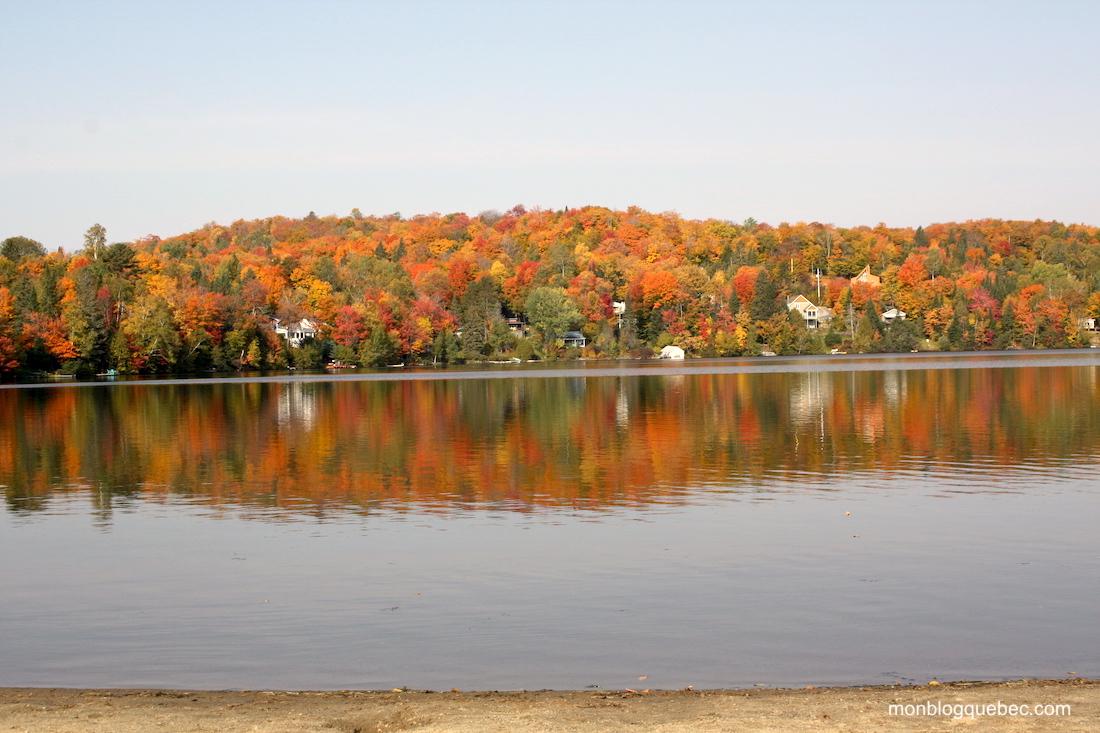 La saison des couleurs Saint-Faustin-Lac-Carré