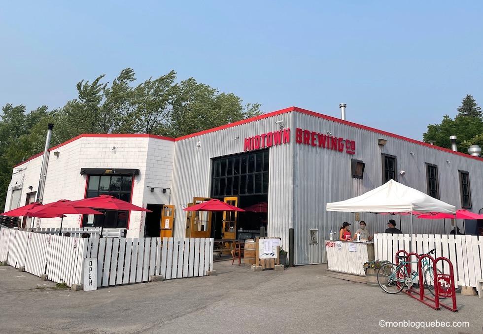 Incontournables en Ontario Brasserie locale