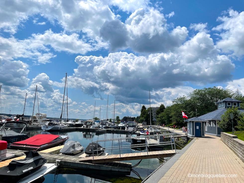 Incontournables en Ontario Prescott marina