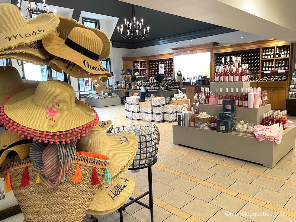 Incontournables en Ontario Trius boutique