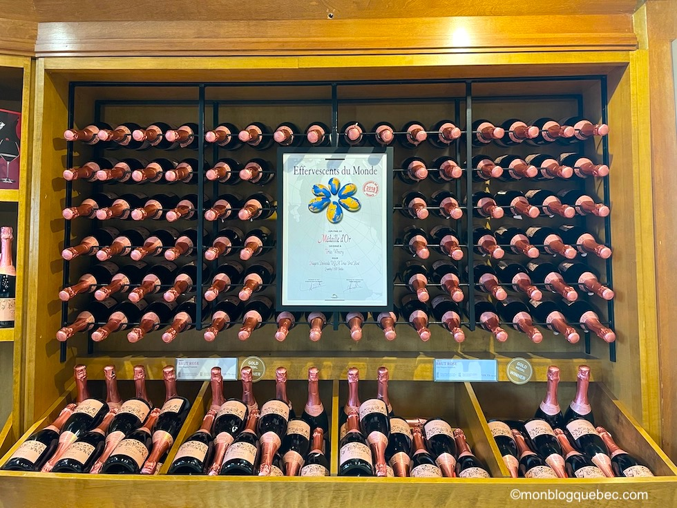 Incontournables en Ontario Brut rosé Trius