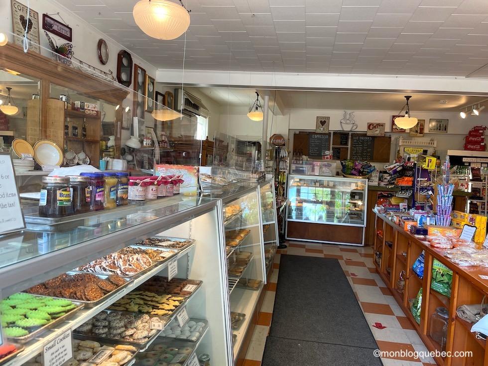 Incontournables en Ontario Niagara-on-the-lake Boulangerie locale