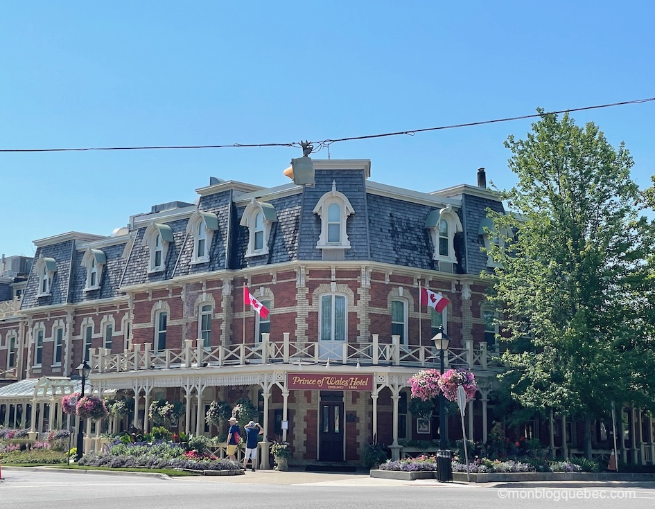 Incontournables en Ontario Niagara-on-the-lake Village