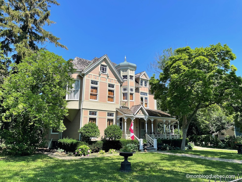 Incontournables en Ontario Niagara-on-the-lake Deumeure historique