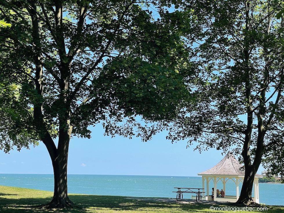 Incontournables en Ontario Niagara-on-the-lake Lac Ontario