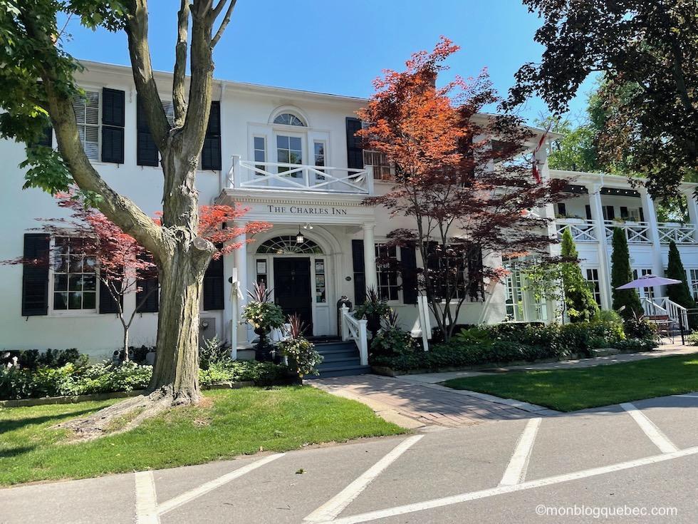 Incontournables en Ontario Niagara-on-the-lake Maison