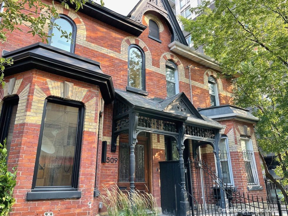 Incontournables en Ontario Toronto architecture