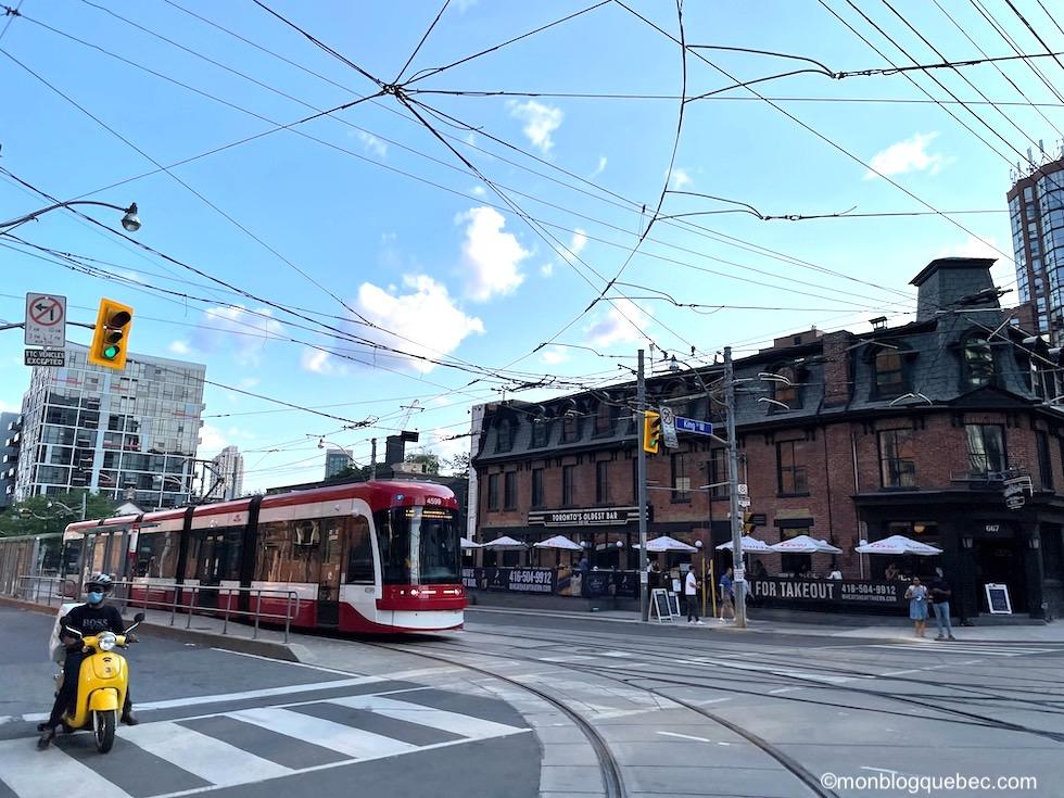 Incontournables en Ontario Toronto Tramway