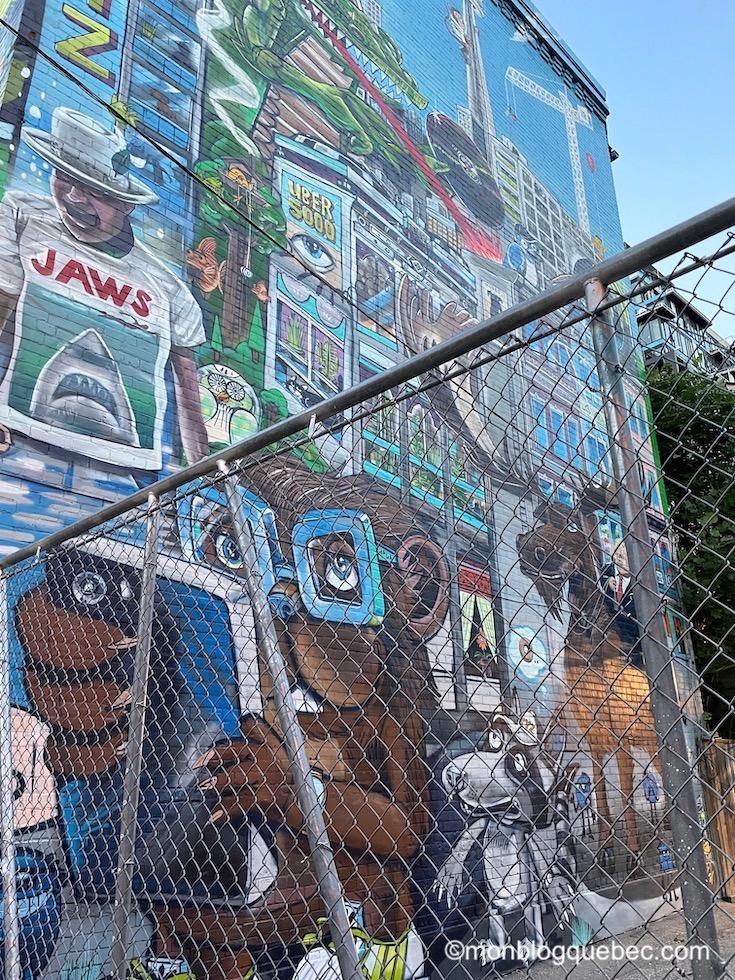 Incontournables en Ontario Toronto Graffiti