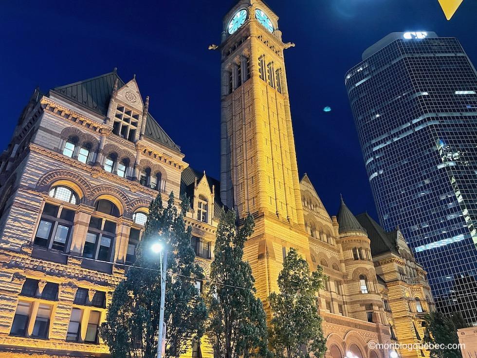 Incontournables en Ontario Toronto City hall